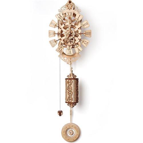 Wood Trick Pendulum Klok - Houten Modelbouw
