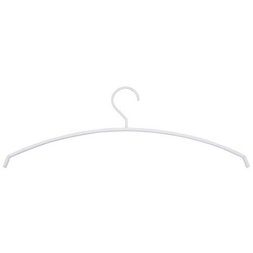 Spinder Design Silver Kleiderbügel 5er Set - Weiß