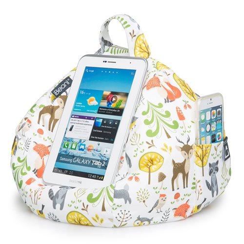 iBeani Multifunctioneel Tablet Kussen - Bosdieren