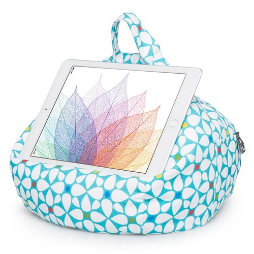 iBeani Multifunctional Bean Bag Tablet Stand - Geometric