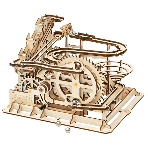 Robotime Marble Parkour - Marble Run - Wooden Model Kit