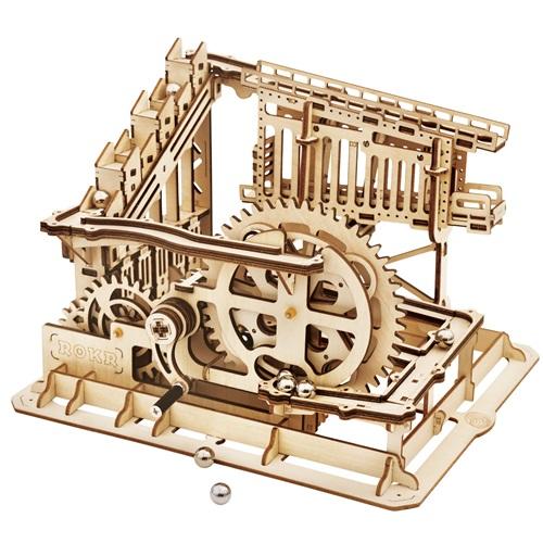 Robotime Marble Squad - Knikkerbaan - Houten Modelbouw