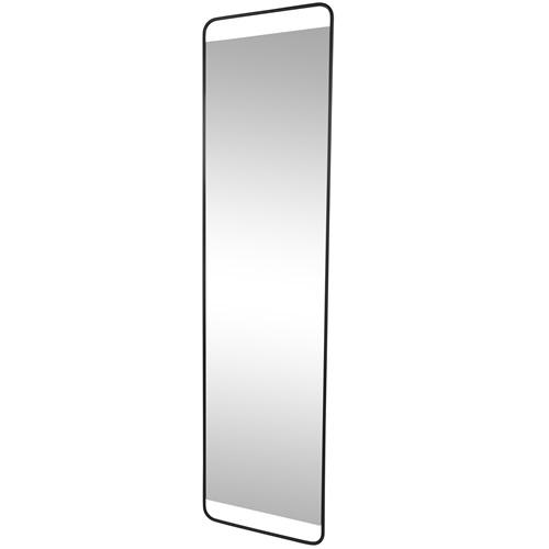 Spinder Design Clint XL Ganzkörperspiegel 46x3x175 - Schwarz