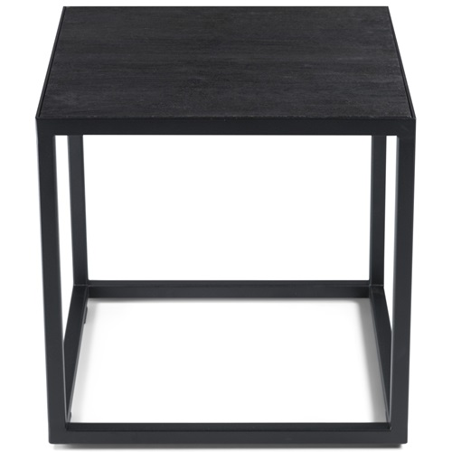 Spinder Design Daniel Side Table 40x40x40 - Black