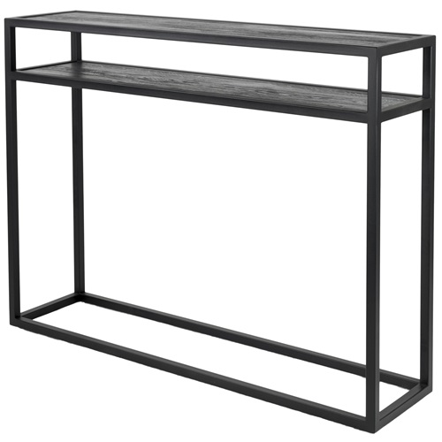 Spinder Design Daniel Side Table 120x30x90 - Black