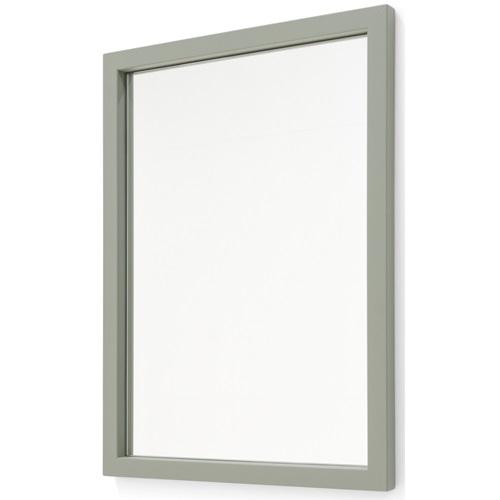 Spinder Design Senza Mirror 40x3x55 - Olive green