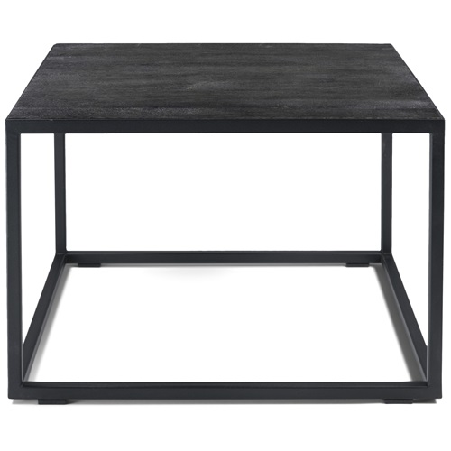 Spinder Design Daniel Coffee Table 60x60x40 - Black