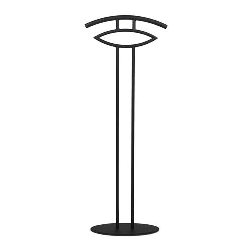 Spinder Design Javey Herrendiener 44.5x16x122 - Schwarz