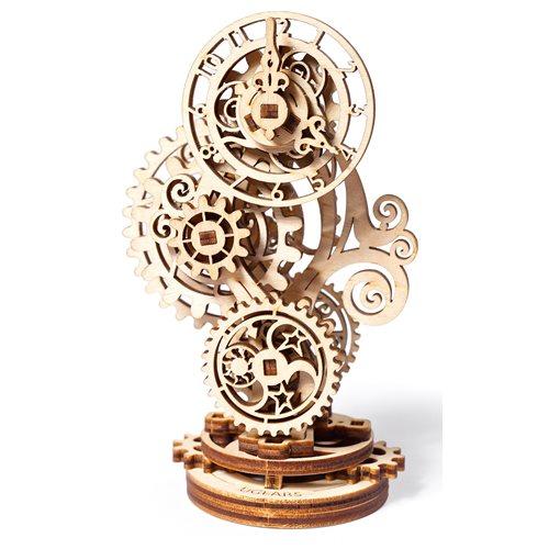 Ugears Holzbausatz - Steampunk Uhr