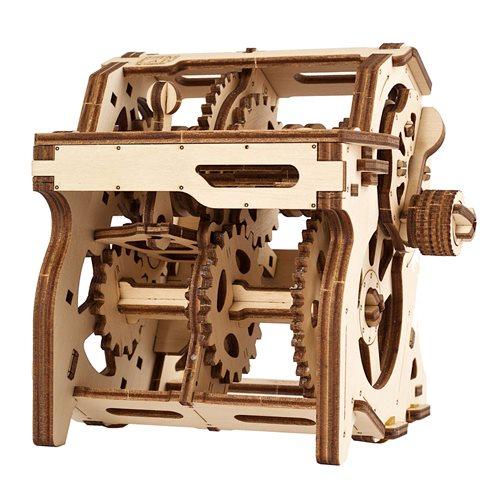 Ugears Holzbausatz - STEM Lab Getriebe