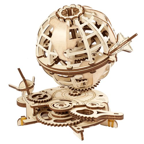 Ugears Wooden Model Kit - Globe