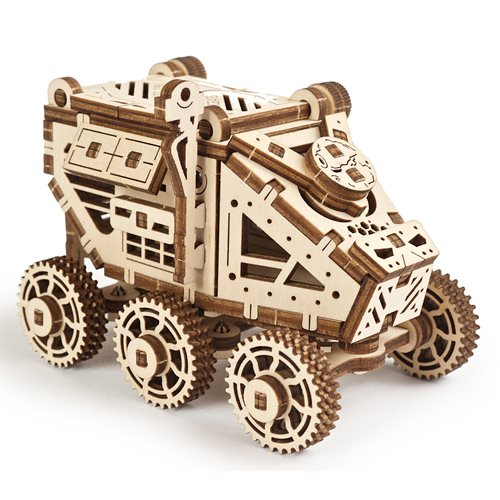 Ugears Houten Modelbouw - Mars Buggy