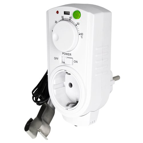 EcoSavers - Thermo Control Temperature Switch - for Underfloor Heating Pump