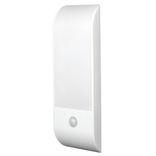 EcoSavers - Slim Sensor Light - 12LED PIR Light with Motion Sensor - USB Rechargeable