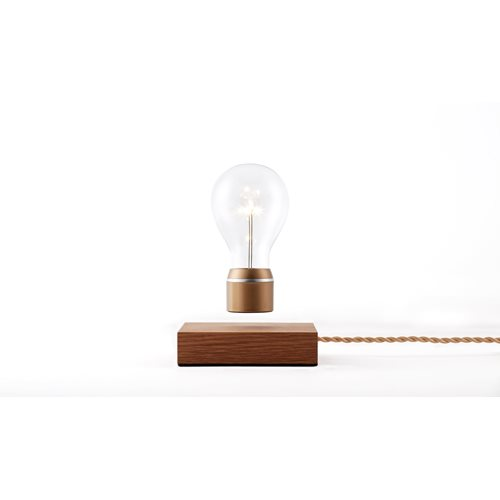FLYTE Royal 2.1 Floating Tablelamp - Oak / Gold