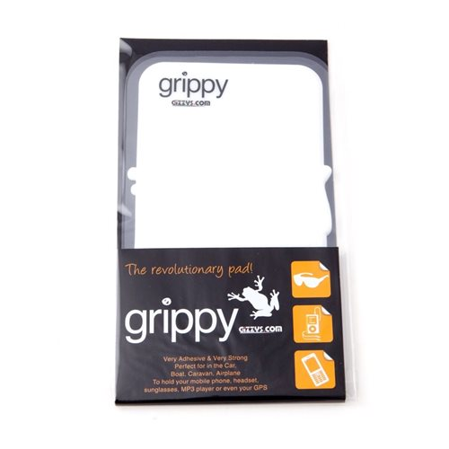Frog Grippy Pad - White