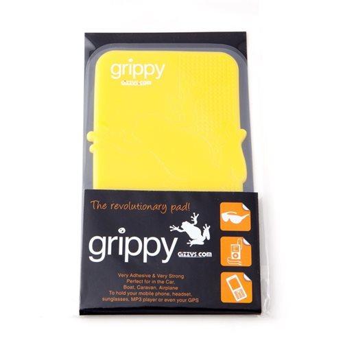 Frog Grippy Pad - geel
