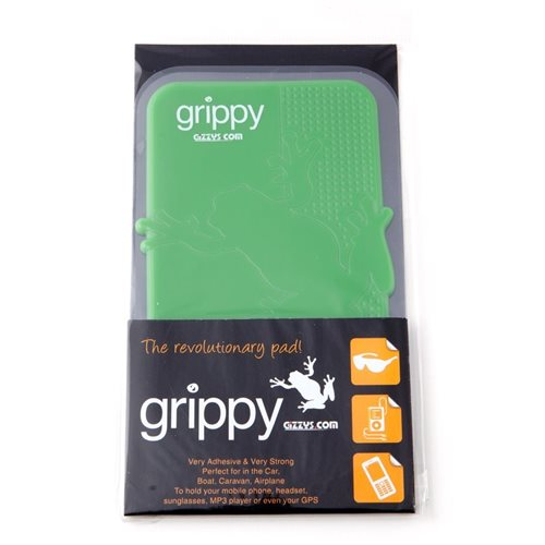 Frog Grippy Pad - Green