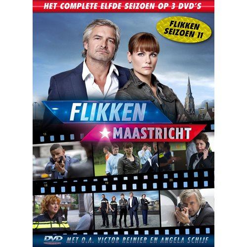 Flikken Maastricht Seizoen 11 - DVD