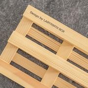 Labyrinth Pallette Trivet - Hot Pad for pans