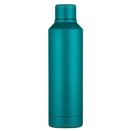 Ecoffee Cup Bay of Fires - Hardback Tall Heiß/Kalt Doppelwandige Thermoskanne - 500 ml - Dunkelblau