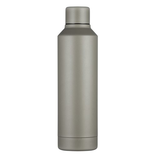 Ecoffee Cup Molto Grigio - Hardback Tall Hot/Cold Vacuum Bottle - 500 ml - Grey