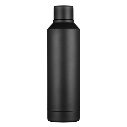 Ecoffee Cup Kerr & Napier - Hardback Tall Hot/Cold Vacuum Bottle - 500 ml - Black