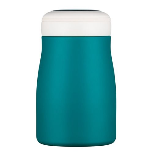 Ecoffee Cup Bay of Fires - Softail Short Hot/Cold Vacuum Bottle - 500 ml - Petrol