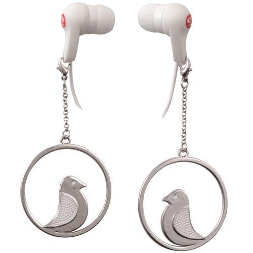E-my - Kopfhörer mit Schmuck - Finchy