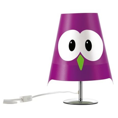 E-my - Table Lamp Lucignolo - Violet