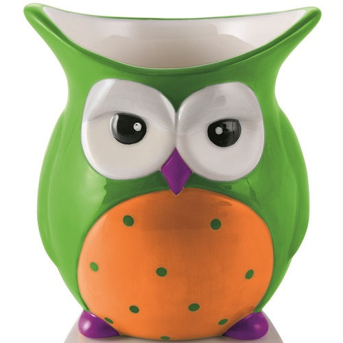 E-my - Multifunctional Container Amanda Owl - Green