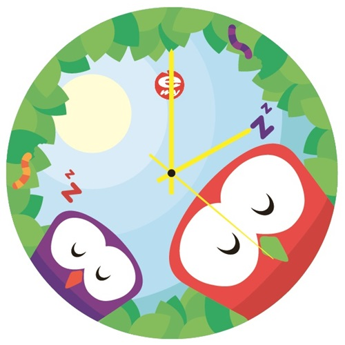 E-my - Carpediem Wall Clock - Dreaming