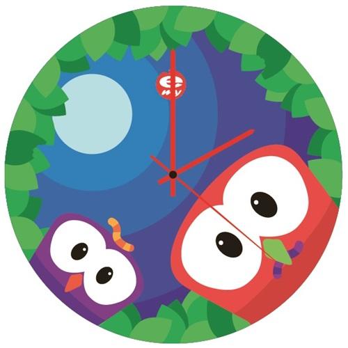 E-my - Carpediem Wall Clock - Up