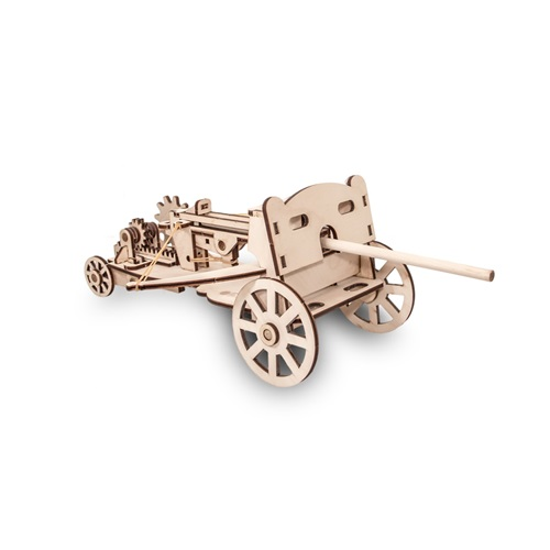 Eco-Wood-Art Scorpion Catapult - Wooden Model Kit