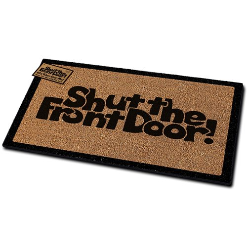 IGGI Shut The Front Door Mat