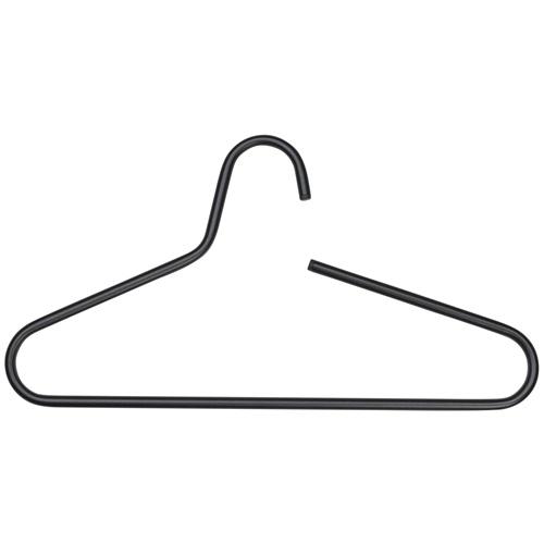Spinder Design Victorie Coat Hanger Set of 5 - Black