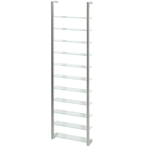 Spinder Design Cubic Wall rack with 11 Shelves - Nickel