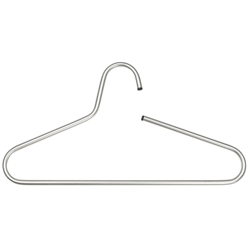 Spinder Design Victorie Coat Hanger Set of 5 - Nickel