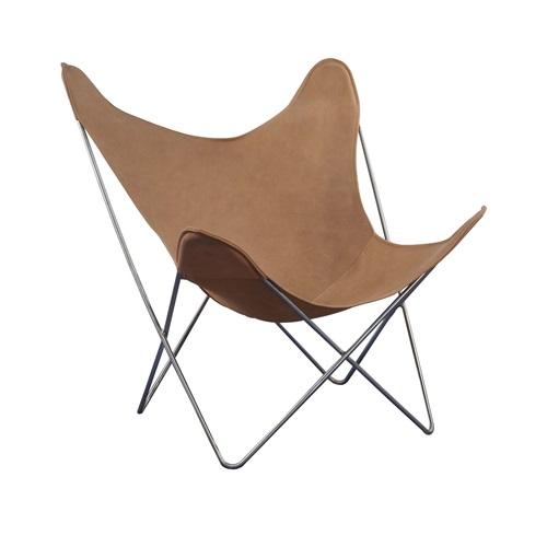 Spinder Design Spider Butterfly Chair - Cognac