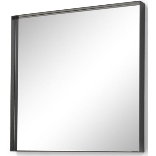 Spinder Design Donna 2 Spiegel Quadratisch 60x60 - Schmiedeeisern