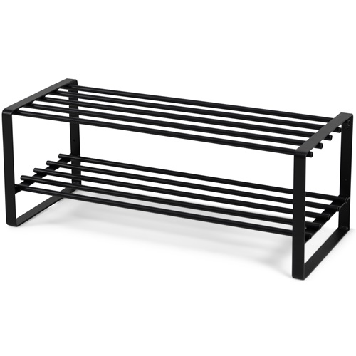 Spinder Design Rex Shoe rack 70x27x29 - Black
