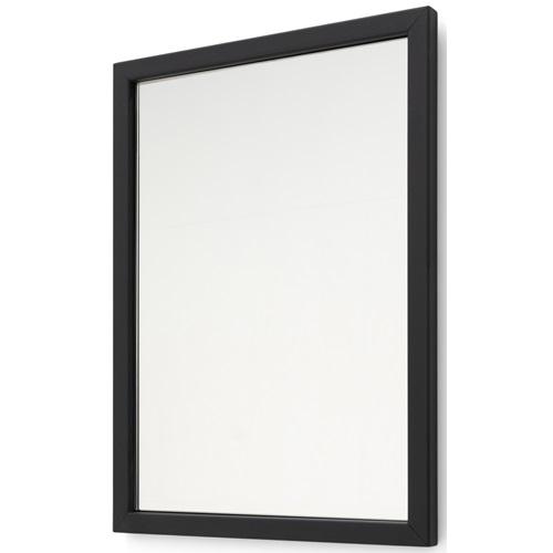 Spinder Design Senza Mirror 40x55 - Black