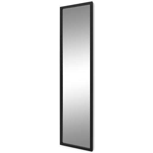 Spinder Design Senza Full Length Mirror 46x185 - Black