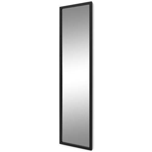 Spinder Design Senza Full Length Mirror 46x185 - Black