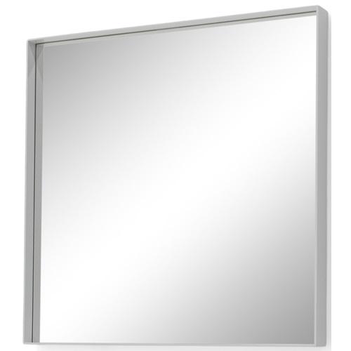 Spinder Design Donna 2 Spiegel Quadratisch 60x60 - Weiß