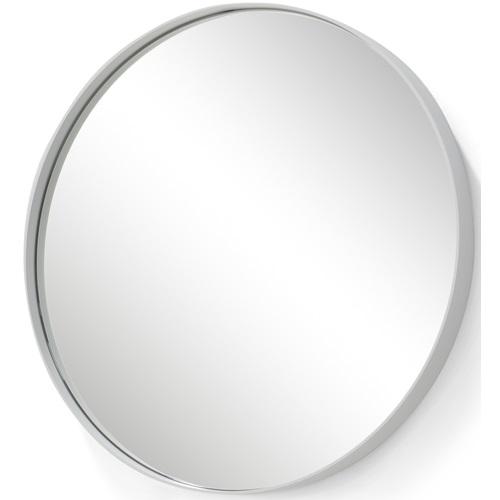 Spinder Design Donna 3 Spiegel Rund ø 60x5 - Weiß