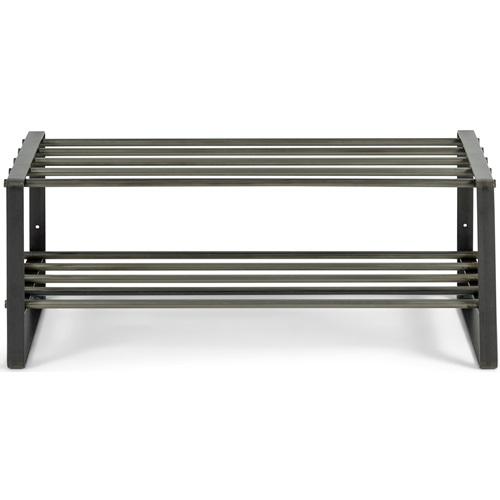 Spinder Design Rex Schuhregal 70x27x29 - Schmiedeeisern