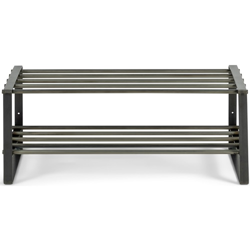 Spinder Design Rex Shoe rack 70x27x29 - Blacksmith