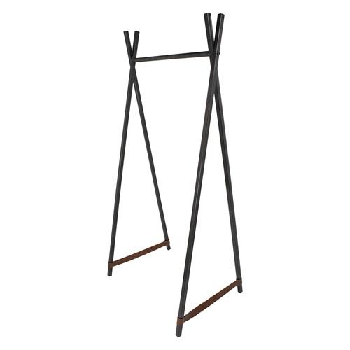 Spinder Design Groove Kledingrek 70x50x160 - Blacksmith