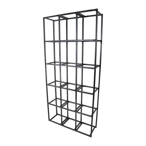 Spinder Design Tampa 3 Wall rack with 15 compartments - Blacksmith